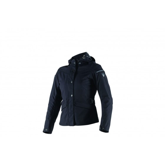 Chaqueta Dainese Elysee D1 D-Dry Lady negro