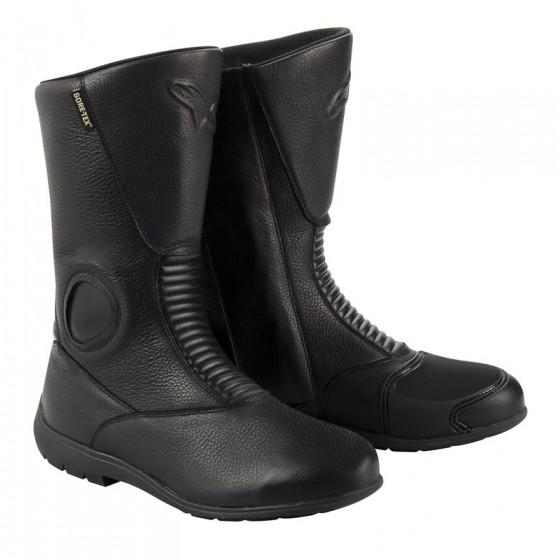 Botas Alpinestars Gran Torino Gore Tex negro
