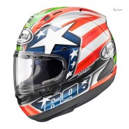 Casco Arai RX-7V Nicky Hayden replica Nicky Hayden