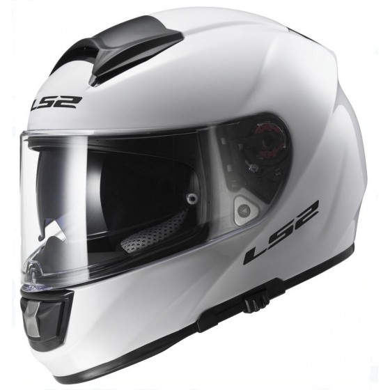 Casco LS2 FF397 Vector Blanco