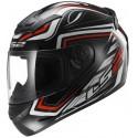 Casco LS2 FF352 Rookie Ranger negro/rojo