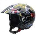 Casco NZI Scottish six days Trial grafica