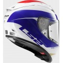 Casco LS2 FF323 Arrow R Comet blanco/azul/rojo