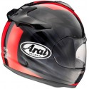 Casco Arai Chaser-V Blast Red decorado