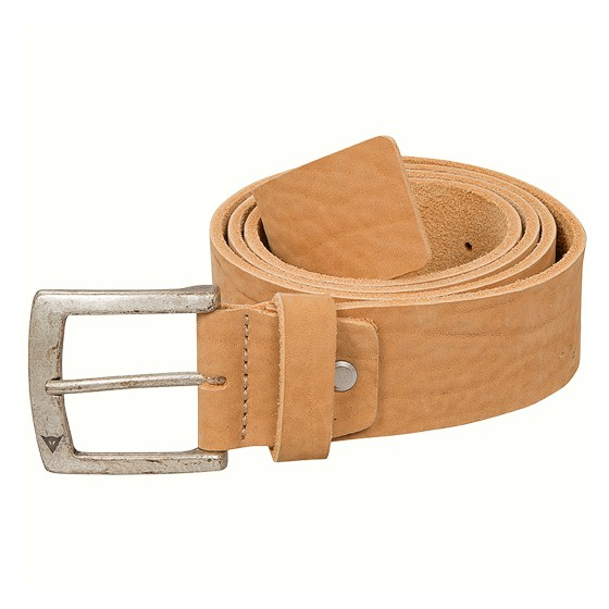Cinturon Dainese Leather Belt New natural