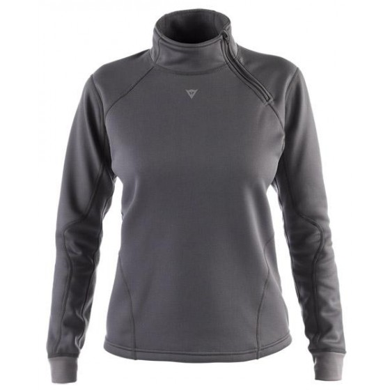 Camiseta Térmica Dainese Top Map Therm Lady gris