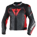 Chaqueta Dainese Super Speed D1 negro/rojo/antracita