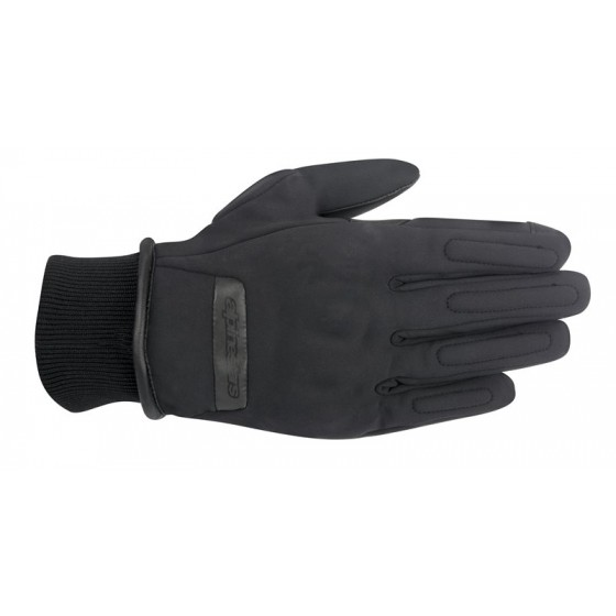 Guantes Alpinestars C-1 Windstopper new Lady negro