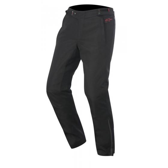 Pantalón Alpinestars Protean Drystar negro/rojo