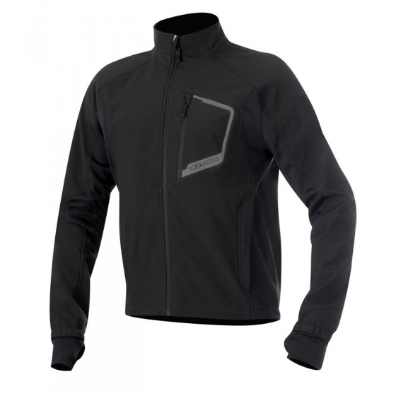 Chaqueta térmica Alpinestars Tech Layer negro