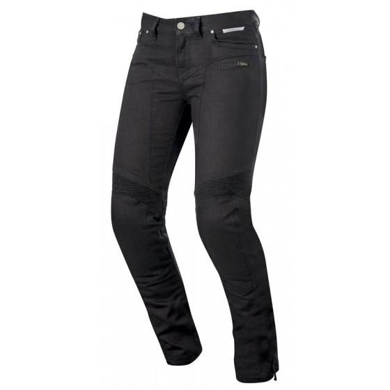 Jeans Alpinestars Riley Lady negro
