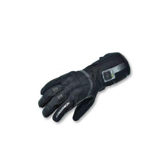 Guantes Garibaldi Calefactables TCS heating negro
