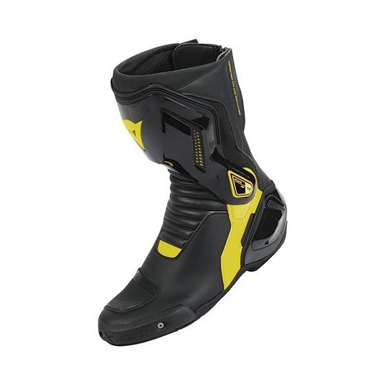 Botas Dainese Nexus negro/amarillo fluor