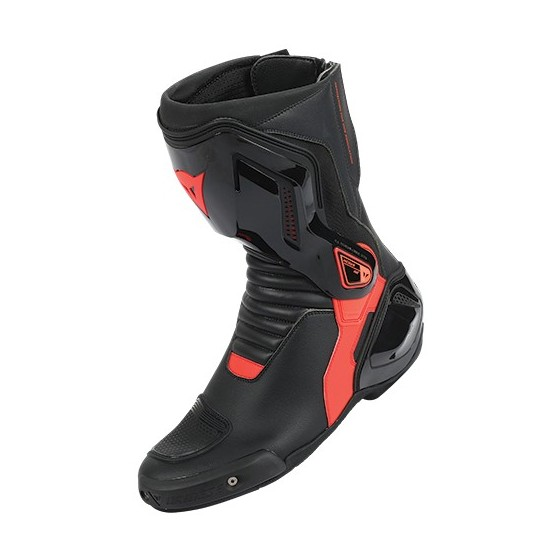 Botas Dainese Nexus negro/rojo