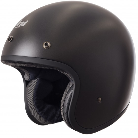 Casco Arai Freeway Classic negro mate