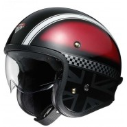 Casco Shoei J-O Hawker