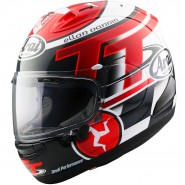 Casco Arai RX-7V Isle of Man TT 2016