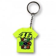 Llavero VR46 Camiseta Valentino Rossi