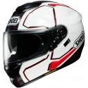 Casco Shoei GT AIR Pendulum blanco/ negro/ rojo blanco, negro, rojo