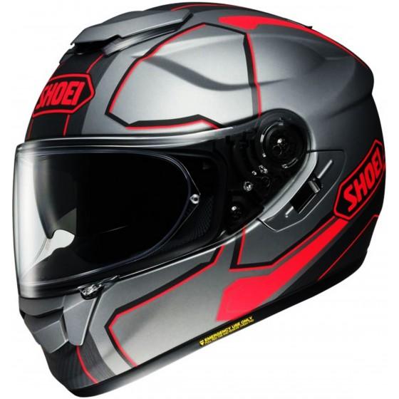 Casco Shoei GT-AIR Pendulum antracita/ rojo/ negro antracita, rojo, negro