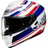 Casco Shoei GT-AIR Primal blanco/ rojo azul blanco, rojo, azul