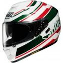 Casco Shoei GT AIR Primal blanco/ rojo/ verde blanco, rojo, verde