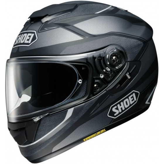 Casco Shoei GT-AIR Swayer negro mate/ antracita negro mate, antracita