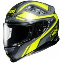 Casco Shoei NXR Parameter antracita/ amarillo antracita, amarillo