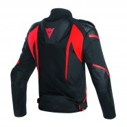 Chaqueta Dainese Super Rider D-Dry negro/ rojo negro, rojo