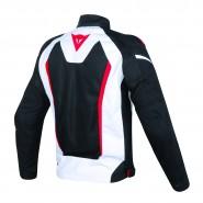 Chaqueta Dainese Hyper Flux D-Dry negro/ blanco/ rojo negro, blanco, rojo