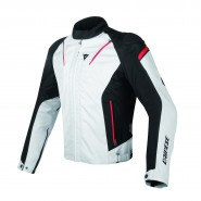 Chaqueta Dainese Stream Line D-Dry blanco/ negro/ rojo blanco, negro, rojo