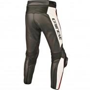 Pantalón Dainese Misano negro/ blanco/ rojo negro, blanco, rojo