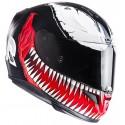 Casco HJC RPHA 11 Venom negro, rojo