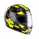 Casco HJC CL-Y Simitic Junior amarillo/ negro amarillo, negro