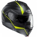 Casco HJC IS-Max II Mine negro/ amarillo negro, amarillo