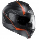 Casco HJC IS-Max II Mine negro/ naranja