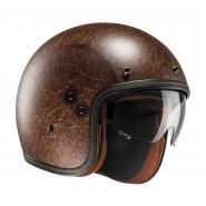 Casco HJC FG 70S Vintage marron