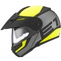 Casco Schuberth E1 Guardian amarillo amarillo, gris