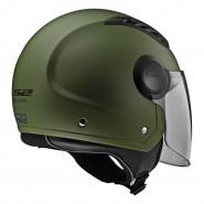 Casco LS2 OF562 Airflow verde militar