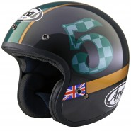 Casco Arai Freeway Classic Union
