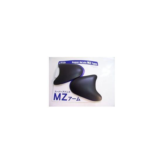 Tapas Arai Negro Mate Super Adsis Mz-Type Shield