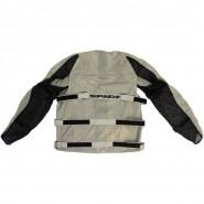 Chaqueta Spidi Airtech Armor Beige textil