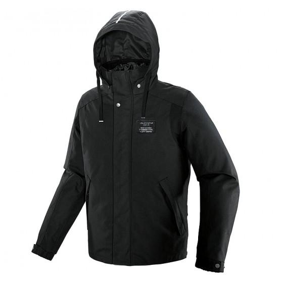 Chaqueta Spidi T-Combat h2out Negro textil