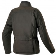 Chaqueta Spidi Worker Wax h2out Marron textil