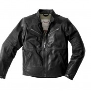 Chaqueta Spidi Garage leather Negro piel