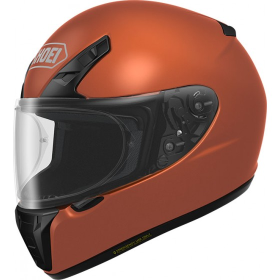 Casco Shoei RYD Tangerine Orange