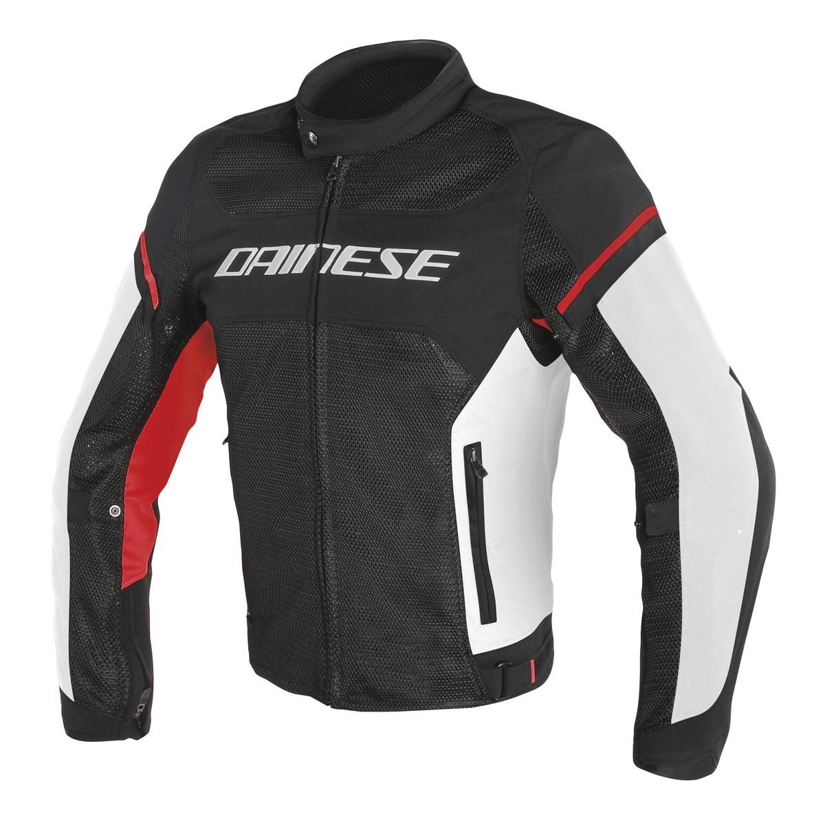 4d01e113 Chaqueta Dainese Air Frame D1 tex negro/blanco/rojo, compra online