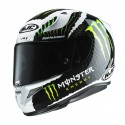 Casco HJC RPHA 11 military white sand