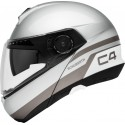 Casco Schuberth C4 Pulse plata brillo