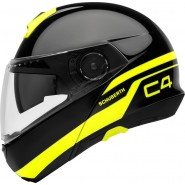 Casco Schuberth C4 Pulse negro brillo